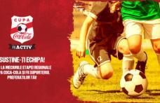O echipă de fotbal din Dorohoi, joacă în cea de-a doua etapă regională din cadrul Cupei Coca-Cola