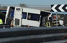 Tragic! Doi tineri români au murit într-un accident rutier produs în Franţa!