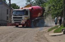 Locuitorii de pe strada Luceafărul nemulțumiți de devierea traficului