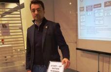 """Răzvan Rotaru: """"Efectul măsurilor PSD: după primele patru luni a crescut semnificativ numărul de companii nou înființate"""""""