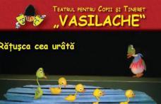"""""""Răţuşca cea urâtă"""" duminică la Teatrul """"Vasilache"""""""