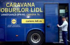 "Lidl face angajări masive ""Caravana de Joburi"" ajunge la Dorohoi. Vezi ce salariu poți primi!"