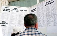Peste 3.300 de şomeri şi-au găsit loc de muncă în prima jumătatea a anului