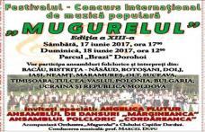 """Festivalul Internaţional de muzică populară """"Mugurelul"""" Dorohoi, a ajuns la cea de-a XIII-a ediţie. Vezi detalii!"""