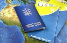 Cetățenii ucraineni care au pașapoarte biometrice pot intra în România fără viză