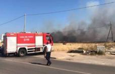 Zeci de români, evacuaţi dintr-o clădire din Italia, din cauza unui incendiu de vegetaţie