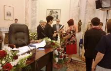 """Liceul """"Regina Maria"""" din Dorohoi a primit certificatul şi trofeul """"Şcoală Europeană 2017"""" la Palatul Parlamentului - FOTO"""