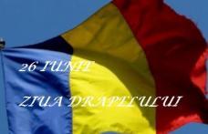 Vezi mesajul prefectului de Ziua Drapelului!
