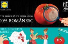 Lidl readuce pe mesele românilor roșiile Buzău 1600 - FOTO