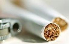 Dorohoian prins cu țigări de contrabandă