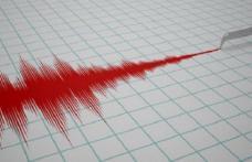 Cutremur în zona Vrancea, duminică seara. A fost al şaptelea din ultima săptămână