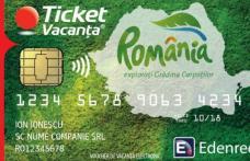 Tichetele de vacanţă: Ministerul Finanţelor Publice a acordat prima autorizaţie pentru emiterea voucherelor pe card