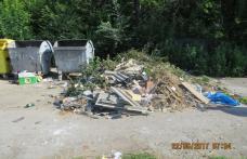 Acţiuni pentru păstrarea curăţeniei şi ordinii în Municipiul Dorohoi - FOTO