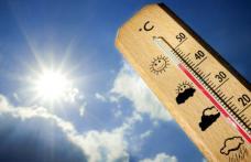 ANM anunţă zile cu temperaturi caniculare, dar și perioade cu precipitații pe arii extinse, în următoarele două săptămâni