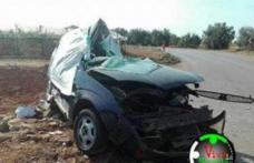 Groaznic accident în Italia: doi români au murit, un altul e în stare gravă