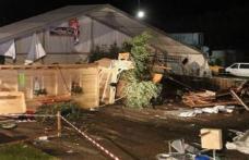 Doi morți, inclusiv o româncă de 19 ani, și 120 de răniți, în Austria, după o furtună care a distrus un cort de evenimente
