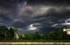 Vremea schimbă foaia. COD galben de ploi torenţiale începând de duminică seară
