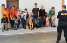 Alertă la frontiere! Emigranții ilegali iau cu asalt frontierele României!