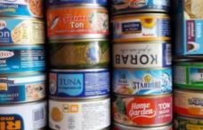 Conservele de ton din supermarketuri, un adevărat pericol. Avertismentul OPC