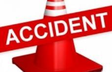 Accident rutier la Băluşeni