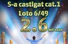 A fost câștigat premiul cel mare la Loto 6 din 49. Vezi numerele câștigătoare!