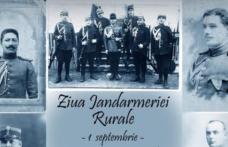 124 de ani de la înființarea Jandarmeriei Rurale