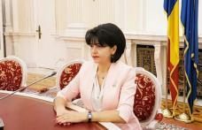 Doina Federovici realeasă în conducerea Senatului României