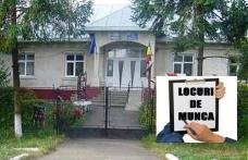 Primăria comunei Broscăuți organizează concurs pentru ocuparea funcției de șef SVSU. Vezi detalii!