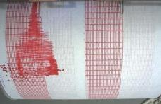 Cutremur cu magnitudinea de 3,5 grade in Vrancea