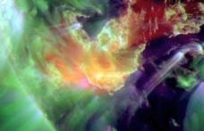 Cea mai puternică furtună magnetică din ultimii 20 de ani a lovit Pământul. Cine va fi afectat!