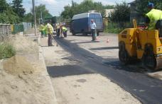 A început reabilitarea străzilor din Dorohoi