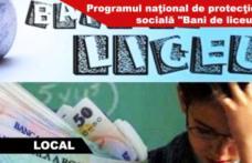 """DAS Dorohoi anunță: CALENDARUL de desfăşurare a Programului naţional """"BANI DE LICEU"""""""