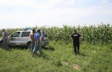 Contrabandă cu căruţa la frontiera cu Moldova
