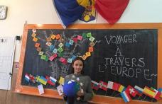"Colegiul Național ""Grigore Ghica"" Dorohoi, călător prin Europa - FOTO"