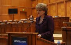 """Mihaela Huncă """"Obiectivele pe care le susțin pentru educație sunt asigurarea unui învățământ de calitate și salarii decente pentru dascăli"""""""