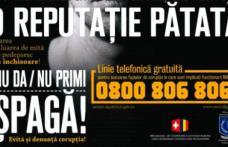 """""""Împreună demolăm corupția"""" - activitate de promovare la nivel local a Liniei Telverde anticorupţie"""