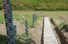 Măsuri de protecție implementate pe râul Jijia
