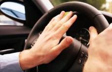 Amenzi uriaşe pentru şoferii care claxonează în trafic