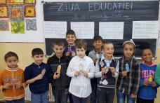 """Ziua Educației la Școala Gimnazială """"Ștefan cel Mare"""" Dorohoi - FOTO"""