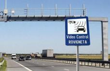 Lovitură dură pentru şoferi: Vitezomanii, amendaţi şi pe baza camerelor pentru roviniete!