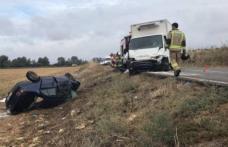 Tragedie în Spania. O familie de români și-a pierdut viața într-un accident rutier