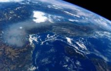 Un nor alb și dens a acoperit toată Italia. Anunțul cutremurător făcut de experții NASA