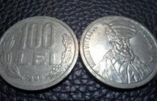 Mai ai pe acasă monede de 100 de lei cu Mihai Viteazu? Te poţi îmbogăţi. Iată cât valorează acum!
