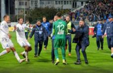 FC Botoșani o elimină pe CFR Cluj din Cupa României 1-1, 3-2 la lovituri de departajare