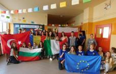 """Participare la activități transnaționale a elevilor și cadrelor didactice de la Școala Profesională Specială """"Ion Pillat"""" Dorohoi - FOTO"""