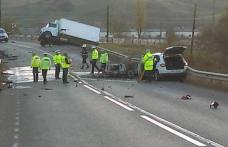 ACCIDENT grav! Cinci persoane au murit carbonizate într-o mașină scăpată de sub control