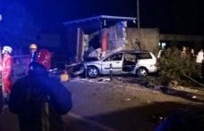 Accident sângeros în Italia! Cinci români, striviți în urma unui impact devastator