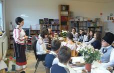 """Școala """"Cornerstone"""" Dorohoi - Sadoveanu - Ceahlăul literaturii române.. - FOTO"""
