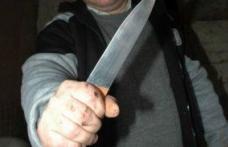Tâlhărit sub amenințarea cuțitului