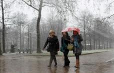 Vremea la începutul săptămânii. Când se întorc ploile și temperaturile scăzute